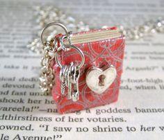 Cute book jewelry