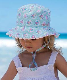 6af508fb201 Sage Mint Reversible Bucket Hat - Infant  zulilyfinds