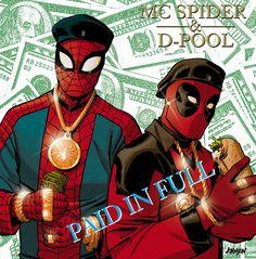 En octobre, Marvel revisite les classiques du Hip-Hop avec une série de variant covers | COMICSBLOG.fr