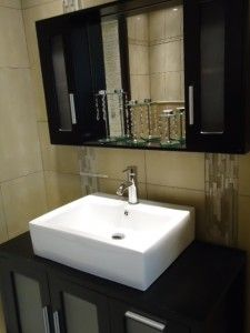 Think about what you do each morning.Avoid These Mistakes When Buying A Vanity Office Bathroom, Floating Vanity, Commercial Flooring, Mistakes, Bathrooms, Sink, Change, Popular, Business