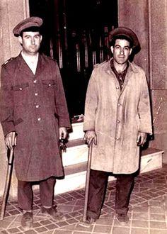 El Sereno i el Vigilant 1940s - Barcelona