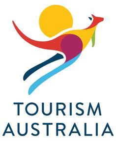 New tourism Australia logo australia