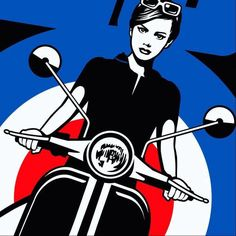 The premier site for modern Vespa and Piaggio scooters. Vespa GTV, LXS, Fuoco and more. Vespa Ape, Scooters Vespa, Motos Vespa, Lambretta Scooter, Motor Scooters, Illustration Vespa, Gravure Illustration, Vintage Vespa, Vespa Girl