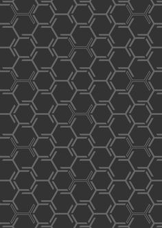 hexagon pattern - Google zoeken
