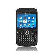 Sony Ericsson CK13I Txt Black