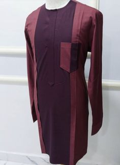 Adeola african shirt and pant set African Wear Styles For Men, African Shirts For Men, African Dresses Men, African Attire For Men, African Clothing For Men, Nigerian Men Fashion, Indian Men Fashion, African Print Fashion, Big Men Fashion