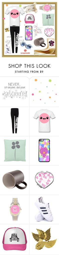 """Sports Day"" by snapmade ❤ liked on Polyvore featuring Wall Pops!, York Wallcoverings, adidas, Pinko and Darice"
