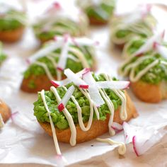 Sweet Pea Crostini is a light and fresh spring appetizer - the perfect way to whet your Easter appetite (without spoiling your dinner).