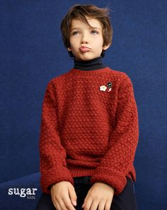 "Gabriel from Sugar Kids for Mango ""Stardust dreamers"""