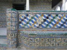 ¡La teselación rómbica en Sevilla! | Matemolivares