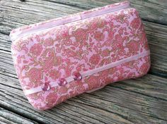Pink Paisley Boutique Style Travel Baby by CrystalCreations108, $8.00