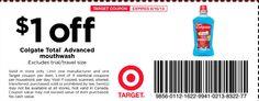 Target coupon  Colgate expires 8-15-13
