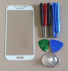 White Samsung Galaxy S4 SIV i9500 Replacement Front Screen Glass Lens & Tool Kit  http://www.productsforautomotive.com/white-samsung-galaxy-s4-siv-i9500-replacement-front-screen-glass-lens-tool-kit/