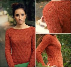 Autumn's End from Botanical Knits.. I will be making this as soon as the pattern is released. So pretty!