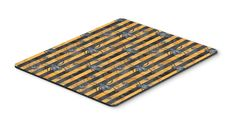 Watecolor Halloween Spiders Mouse Pad, Hot Pad or Trivet BB7526MP