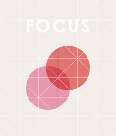 kind of love this focus poster
