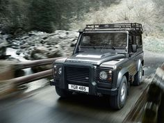 Land Rover Defender 2012 by Land Rover Our Planet, via Flickr
