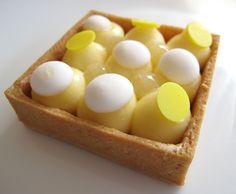 la tarte au citron de Cyril Lignac