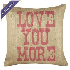 Handmade burlap pillow.   Product: PillowConstruction Material: 100% Burlap cover and polyester fillColor:...
