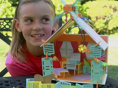 Roominate building sets for girls. DIY wired dollhouse building kit designed by engineers to get kids excited about STEM (science, technology, engineering, and math). Teaches through hands-on building and uses basic circuitry. Ages 6 and up.