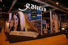 2ª jornada #Fitur2013 #stand de #Galicia