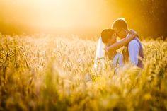 Wedding Photoshoot, love the highlight of the sun @no way Korb