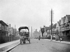 Woodstock Avenue, Golders Green, 9 Mar 1912