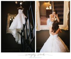 Getting Ready Photos by Simply Sarah Photography http://simplysarah.me  #weddings #weddingdress #simplysarahphotography #georgiaweddings