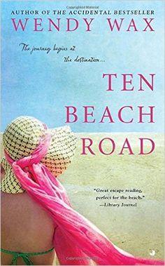 Ten Beach Road (Novel): Wendy Wax: 9780515150667: AmazonSmile: Books