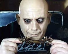 The Addams Family - Christopher Lloyd as Uncle Fester