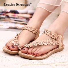 4cbd07a815b4d6 Cuculus 2018 Women Sandals Summer Style Bling Bowtie Fashion Peep Toe Jelly  Shoes Sandal Flat Shoes Woman 3 Colors 01F669 - Fatehcart