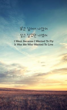 I want to fly (May be I can never fly) Korea Wallpaper, K Wallpaper, Wallpaper Quotes, Disney Wallpaper, Cartoon Wallpaper, Wallpaper Backgrounds, Korean Phrases, Korean Words, K Quotes