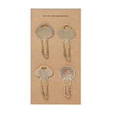 FOSSIL Key Bookmarks