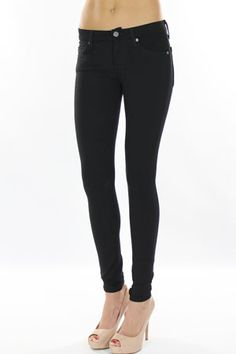 black skinny jeans / 7 for all mankind..every woman have to have this pair of jeans available in a dozen on their cupboard :D