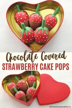 Love chocolate and cake pops? This heavenly combination of both gives birth to these adorable and delicious Strawberry Cake Pops! Check out this tutorial and start baking now.