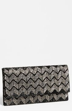 zig zag beaded clutch - love this one!