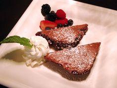 Lagunitas Imperial Stout Brownie from Sliders Gastro Pub & Sports Bar at the Sonoma County Fair (Santa Rosa, CA)
