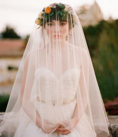 The Ultimate Guide To Wedding Veils