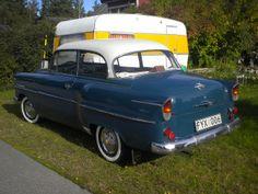 1957 - Opel Olympia rekord