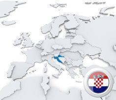 EURODANE - gospodarka CHorwacji , PKB, inflacja, ludność, giełda, finanse, deficyt