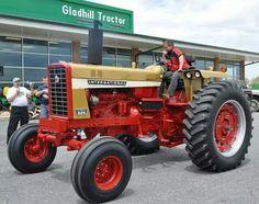 TractorData.com Farmall 826 tractor information