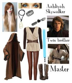 Star Wars OC by nebulaprime on Polyvore featuring polyvore, beauty, Neiman Marcus, NOVICA, Blue Nile, 2Love TonyCohen, WearAll, A.L.C. and Cole Haan
