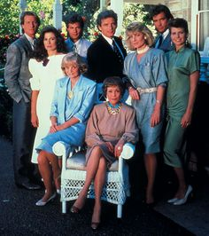 My Friday nights were so exciting. They con sited of Dallas followed by Falcon Crest.