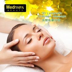 This 90 min lymphatic drainage treatment specifically designed to recharge your skin cells, activates cell metabolism and regeneration to delay the process of ageing. For more information, please click: http://www.mednspa.com/treatment-basic-service.php