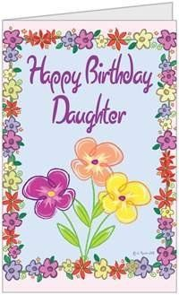 23 best health personal care greeting cards images on pinterest birthday child daughter flowers greeting card 5x7 by quickiecards by quickiecards 350 m4hsunfo