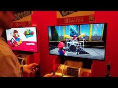 Super Mario Odyssey Gameplay Nintendo Switch | Blogdottv Super Mario, Nintendo Switch
