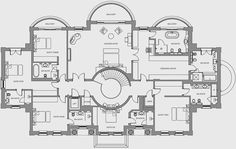 Heritage developments silverwood house floorplans first floor house plans i One Floor House Plans, House Plans Mansion, Duplex House Plans, Dream House Plans, Classic House Exterior, Beautiful House Plans, Model House Plan, Duplex House Design, Dream House Interior