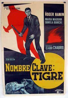 Le Tigre Aime la Chair Fraiche | Poster