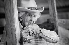 "At 101 years old, Connie was still riding her horse every day. She taught over 36,000 girls to ride at a girls summer camp over a span of 70 years. She was a huge inspiration to many people. Her health was great and her mind was sharp. I asked her what her secret to longevity was. She said, ""Well Honey, you just don't let that rocking chair take over…you get up and go even if you don't want to."" ~ Connie Reeves"
