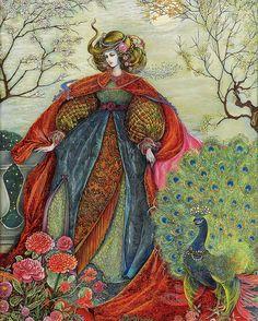 "Pamela Colebourn (British, 19/20th century), ""Enchantment"""